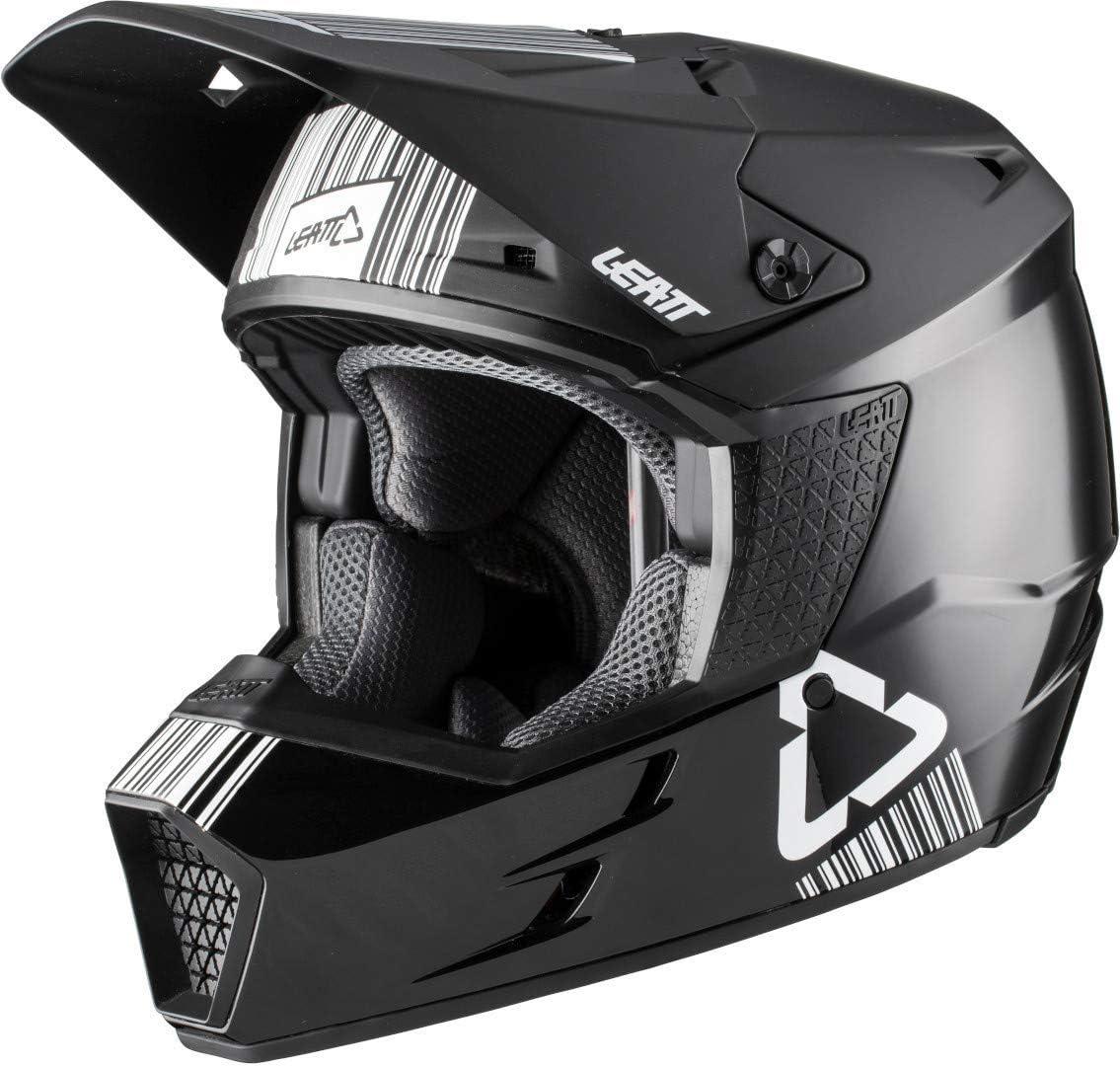Leatt GPX 3.5 V20.1 Helmet-Black-L