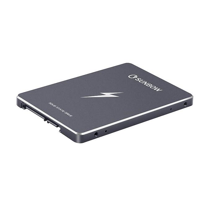 1 opinioni per TCSunBow 120GB 128GB 2,5 pollici SSD SATAIII 6GB / s disco rigido interno per il