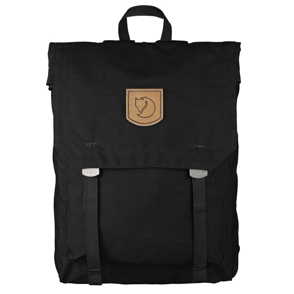 Fjallraven Foldsack No. 1 Daypack, Black