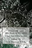 Military Records, February 1968, 3rd Marine Division, Thomas F. Pike, 1481219464