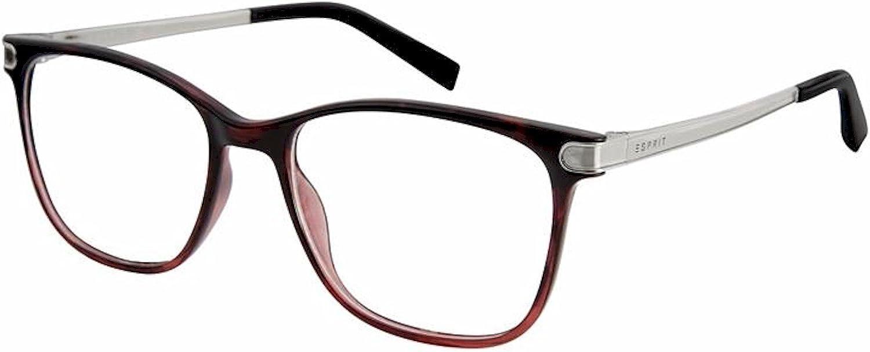 Esprit Womens Eyeglasses ET17548 ET//17548 Full Rim Optical Frame 51mm