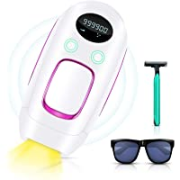 IPL Hair Removal,Laser Hair Removal for Women,990,000 Flashes Permanent Hair Remover for Whole Body Home Use