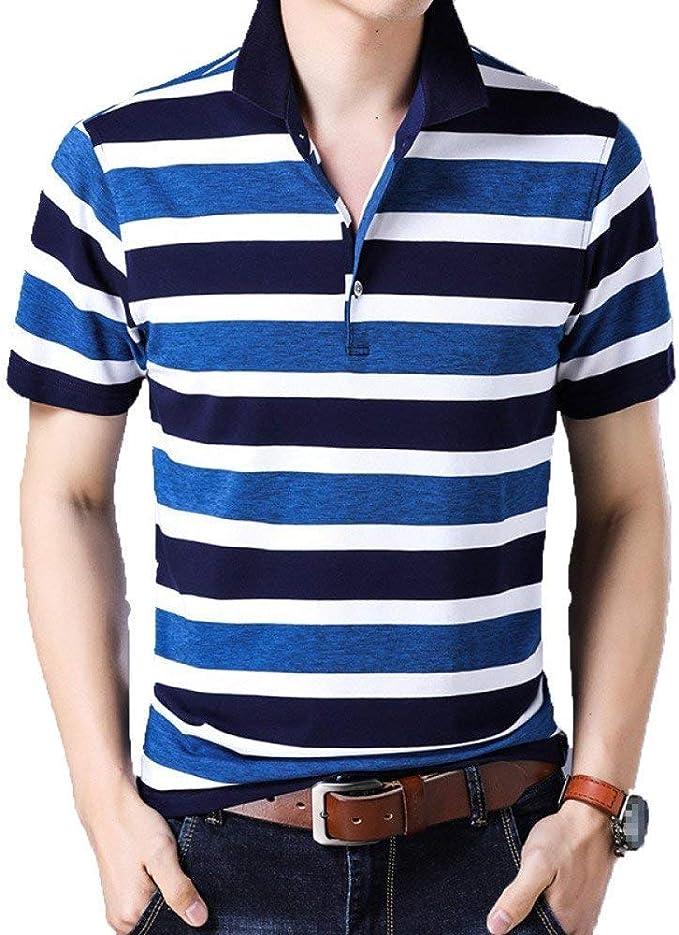 BOLAWOO Camisas De Polo Hombre Camiseta De Hombre con ...