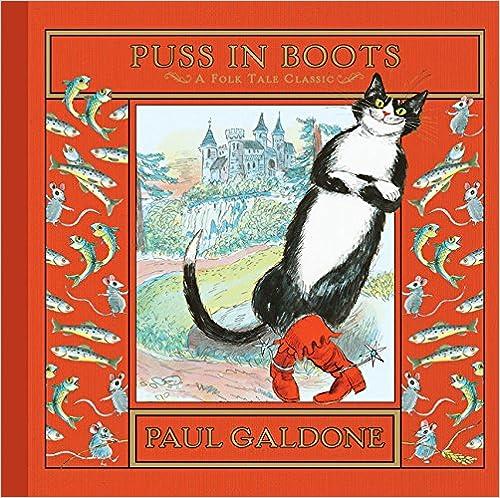 eBooks für Kindle kostenlos Puss in Boots (Folk Tale Classics) in German PDF iBook PDB 0544772520