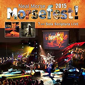 Morsefest 2015 Sola Scriptural and ? Live [Blu-ray]