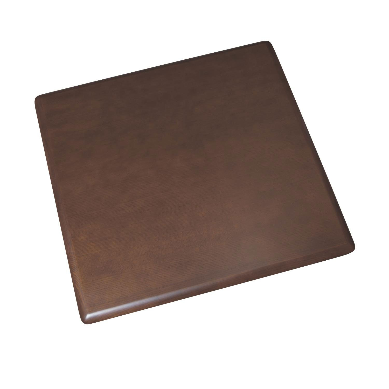 [ベルメゾン] 丸みのやさしいこたつ天板 ダークブラウン タイプ:長方形 B077D31YJV タイプ:長方形(大)|ダークブラウン ダークブラウン タイプ:長方形(大)