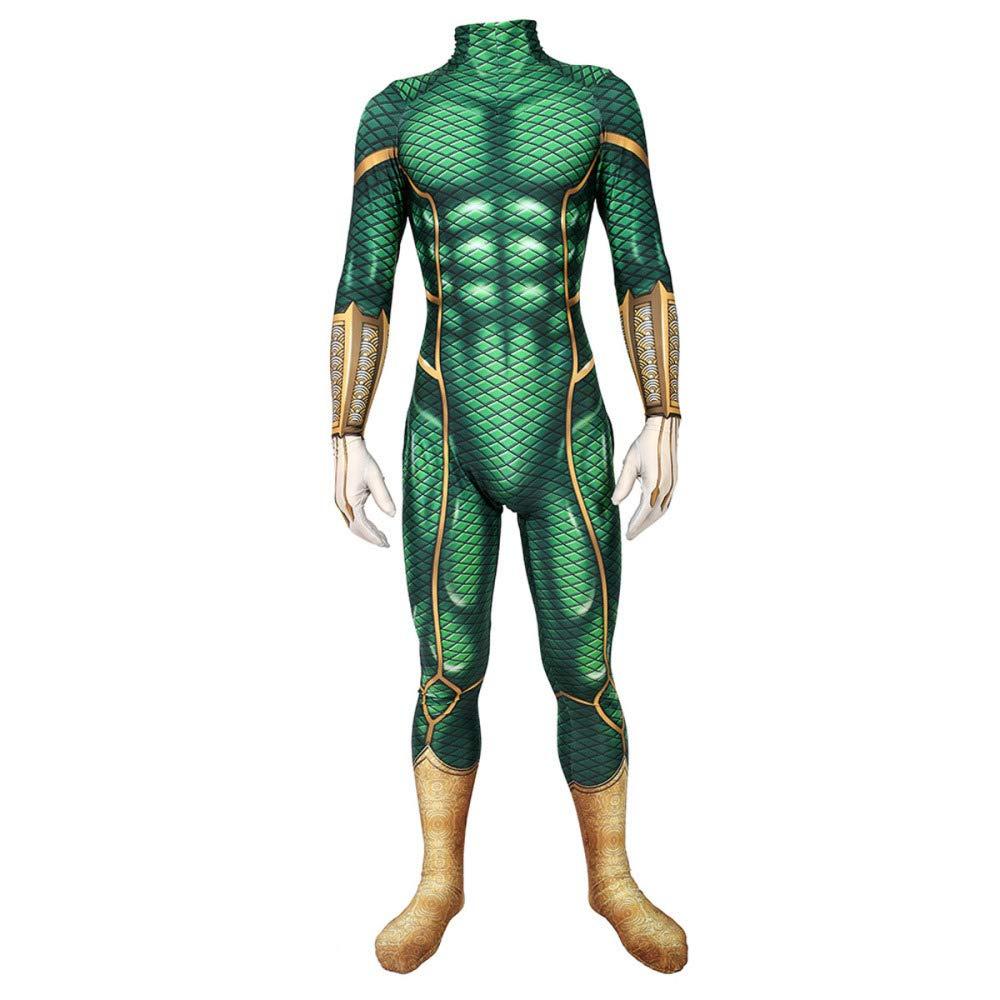Hommes XL YXIAOL Costume Spiderhomme, Costume De Super-héros, Costume De voiturenaval d'halFaibleeen, Costume De Soirée dans Un Film, Style 3D, Adulte Enfant