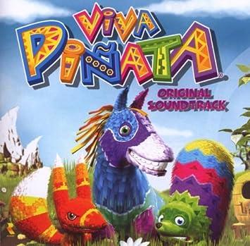 Viva Pinata Original Game Soundtrack