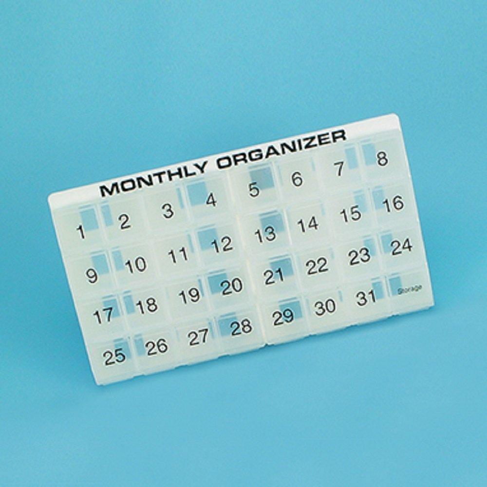Devine Medical Monthly Medication Organizer