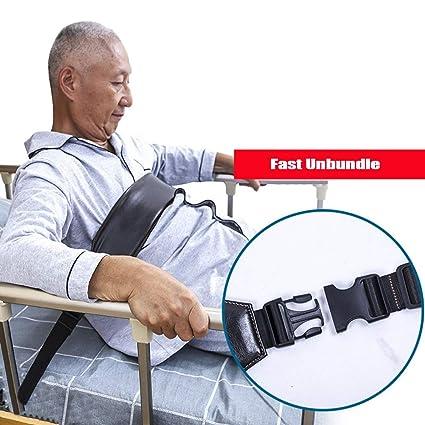 Cinturón de seguridad para sillas de ruedas correas para los pacientes cuidados arnés silla cintura cinturón