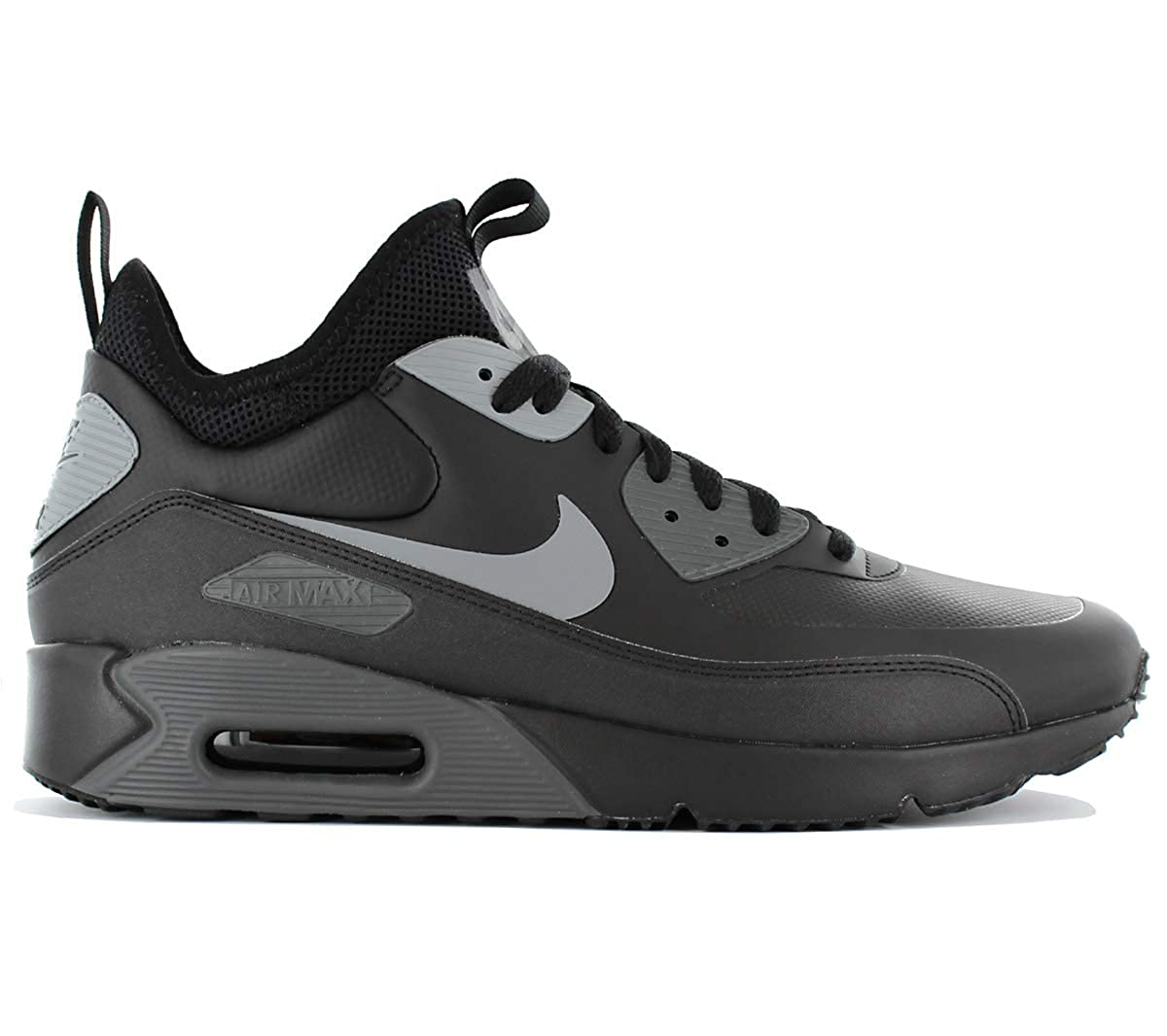 Nike Air Max 90 Ultra Mid Win 924458002 Color Black Grey