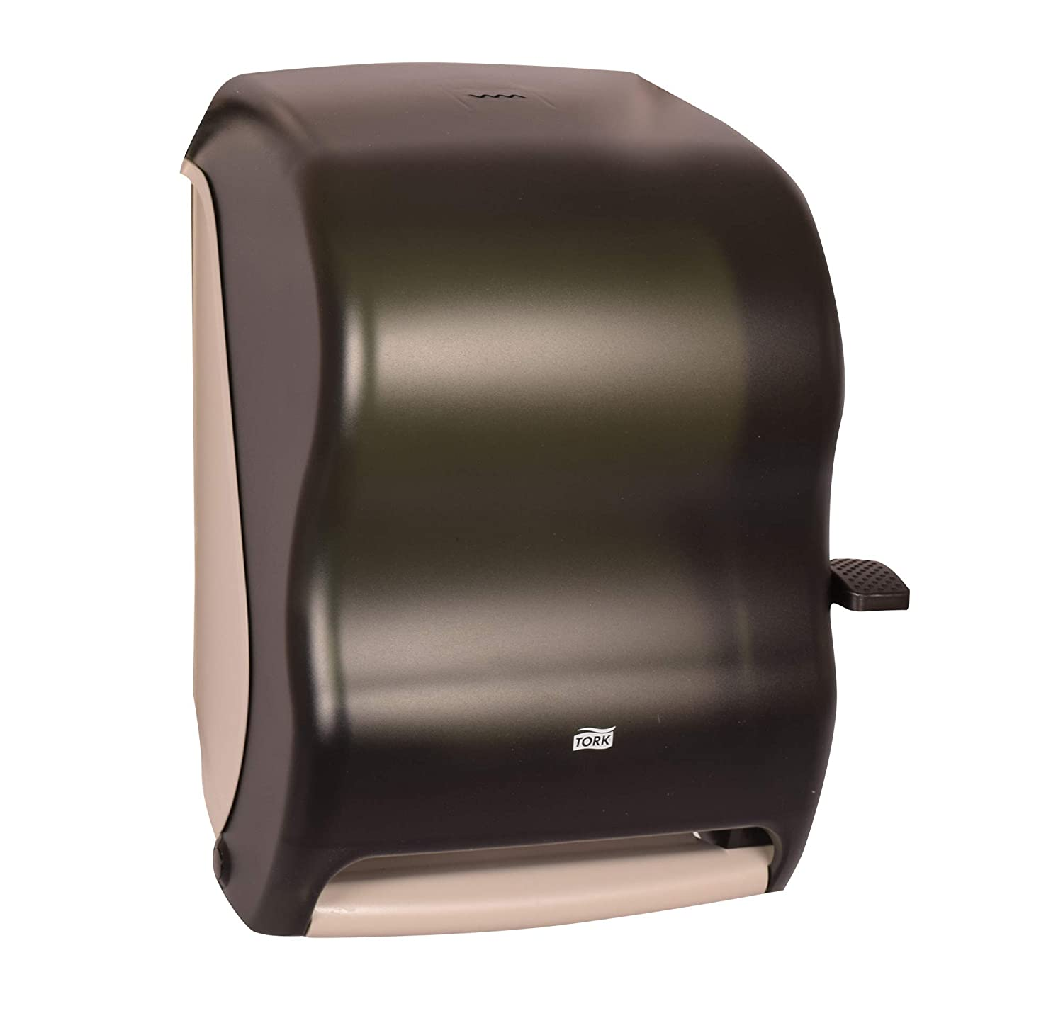 Tork 84TR Hand Towel Roll Dispenser, Lever Auto Transfer, Plastic, 15.5