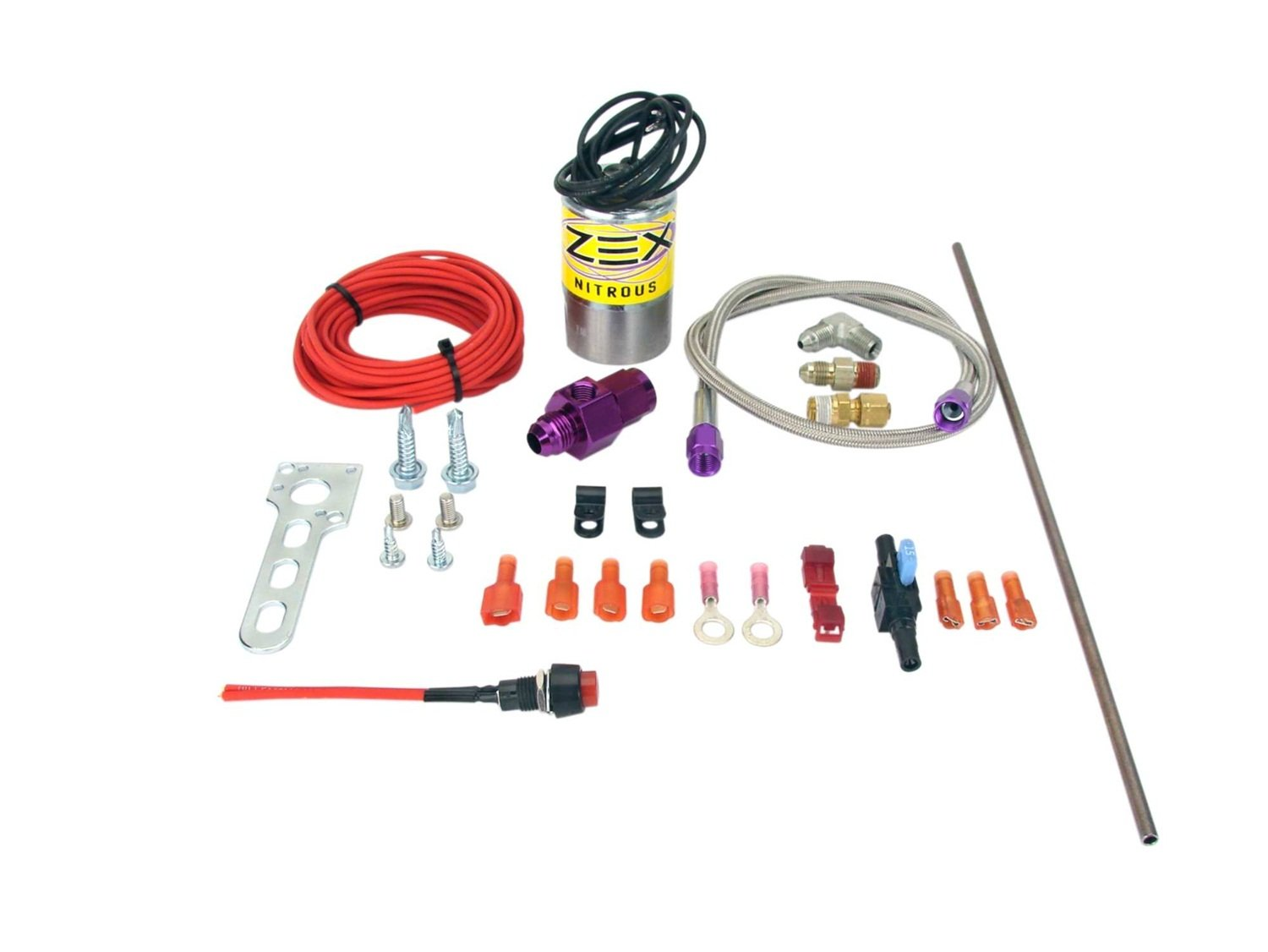 COMP Cams 82315 Nitrous Purge Kit (Zex -6An)