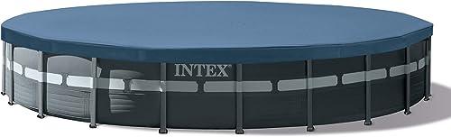 Intex 26' x 52″ Ultra Frame Above Ground Swimming Pool Set