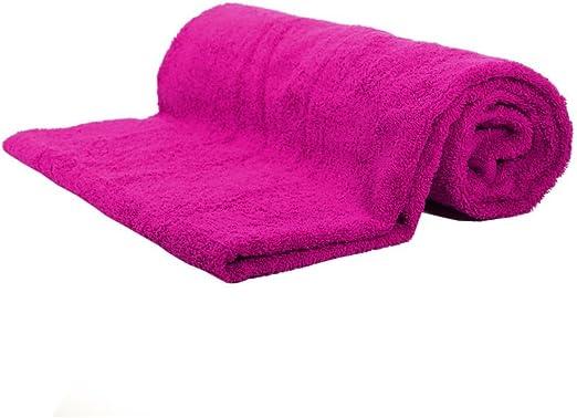 4 St/ück Premium Frottee Saunat/ücher 80x200 cm in pink von StickandShine in 500g//m/² aus 100/% Baumwolle /Öko-TEX Standard 100 Materialien