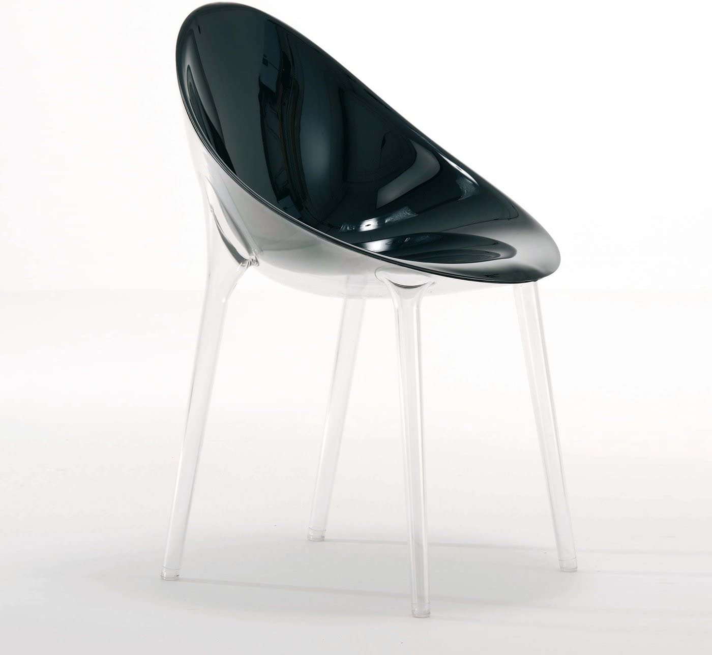 Kartell Mr. Impossible Fauteuil, Transparent Transparent
