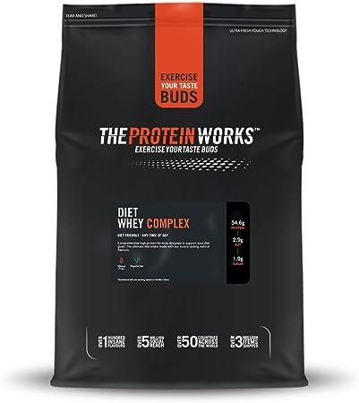 Diet Whey Complex para perder peso | Batido de proteína ...