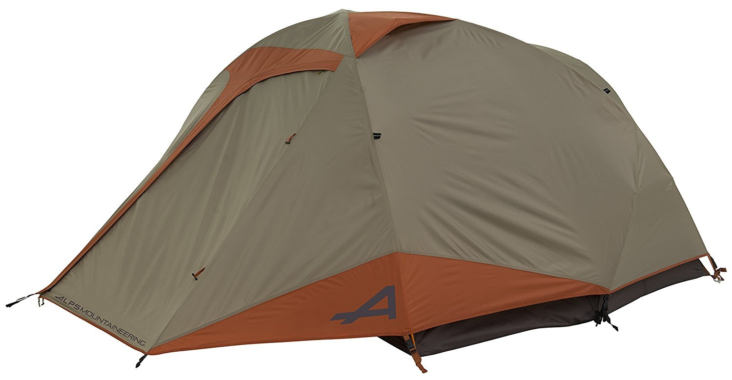ALPS Mountaineering Gradient 3 Person Tent (並行輸入品) One Size One Color B07D7GLCD7