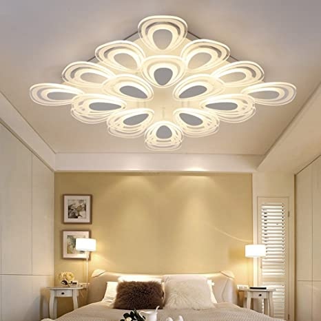 joeyhome iluminación interior LED de techo contemporánea ...
