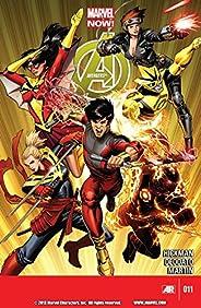 Avengers (2012-2015) #11 (English Edition)