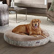 "Just In! Kirkland Signature 42"" Round ""LUXURY"" Pet Bed !  provide your pet with the maximum loft, support and durability"