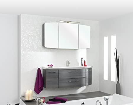 Pelipal Cassca Badmöbel Set 120cm Waschtisch Waschtischunterschrank
