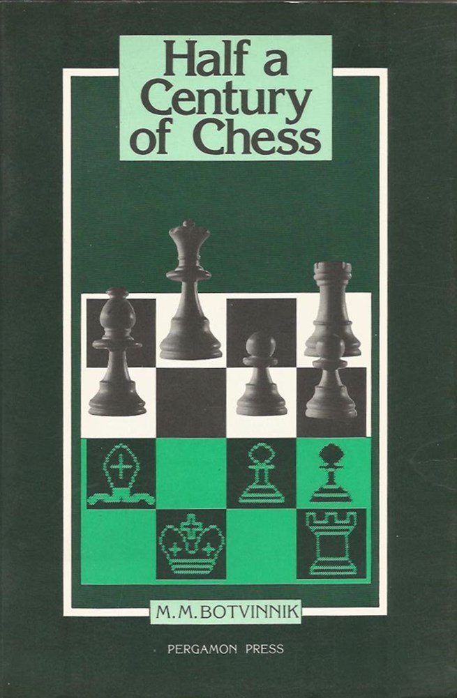 Half a Century of Chess (Russian Chess S.): Amazon.es: Botvinnik, M. M.: Libros en idiomas extranjeros