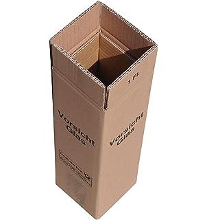 EMBALAJE EPS+CARTON 1 botella MAGNUM (lote de 14 unidades) ENVÍO GRATIS A PENÍNSULA: Amazon.es: Oficina y papelería