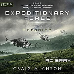 by Craig Alanson (Author), R.C. Bray (Narrator), Podium Publishing (Publisher) (276)  Buy new: $39.99$34.95