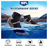 SuMade Womens Waterproof Camping Socks, Outdoor