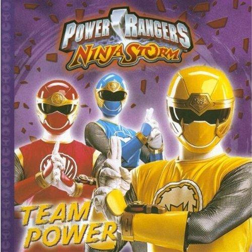 Ninja Storm: Team Power (Power Rangers): Amazon.es ...