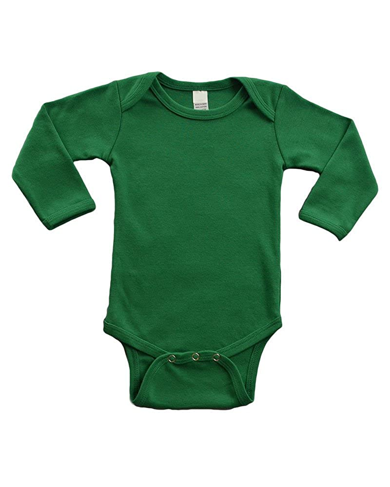 PandoraTees Infant Long Sleeve Bodysuit 102030-$P