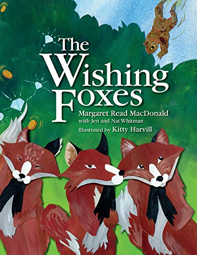 The Wishing Foxes pdf