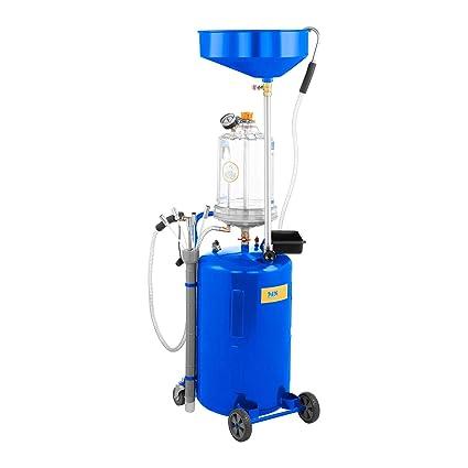 MSW Aspirador De Aceite Con Tanque De 75 L MSW-OBG80D (Temperatura Del Aceite