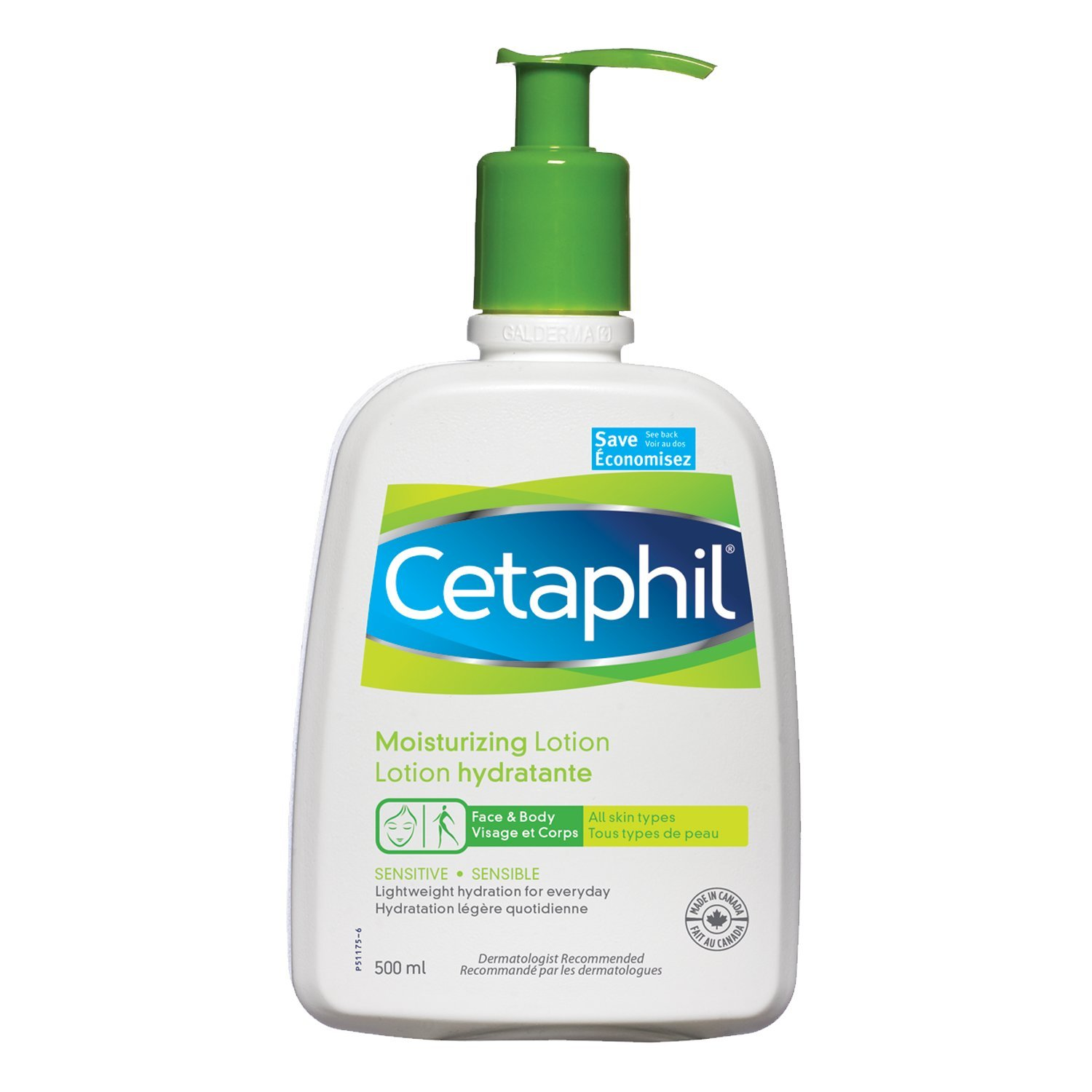 $12.99 (was $17.99) Cetaphil Moisturizing Lotion 500ml