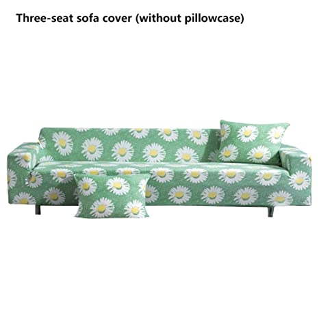 Groovy Amazon Com Mini Printed Stretch Couch Cover Cushion Sofa Evergreenethics Interior Chair Design Evergreenethicsorg