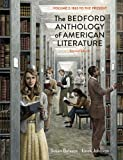 The Bedford Anthology of American Literature, Volume Two: 1865 to the Present