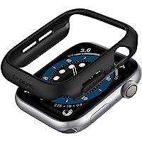 Spigen Compatible for Apple Watch Series 6/SE/5/4 Case Thin Fit - Black