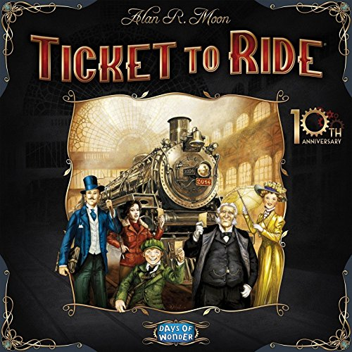 10th anniversary ticket to ride - 2