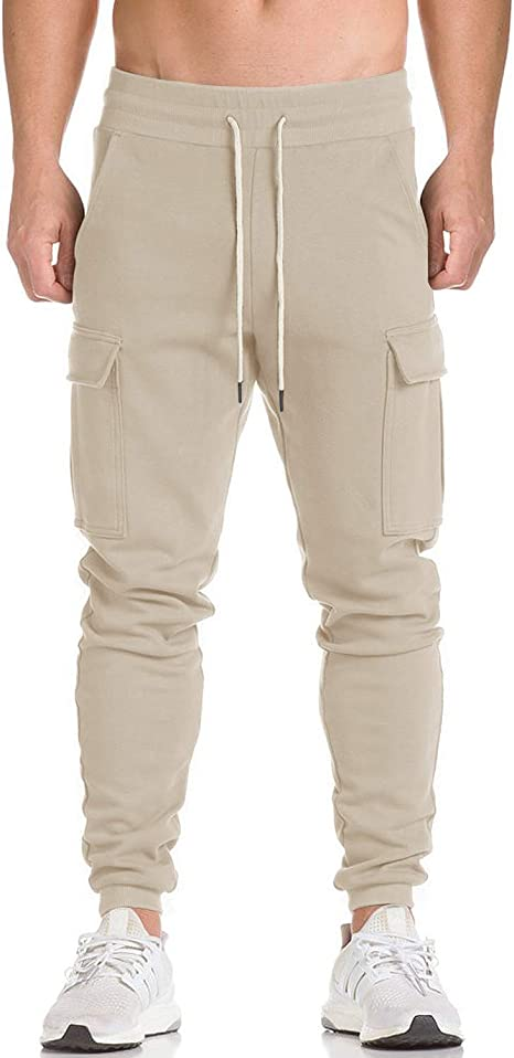 Sport Your Color Mens Cargo Pants