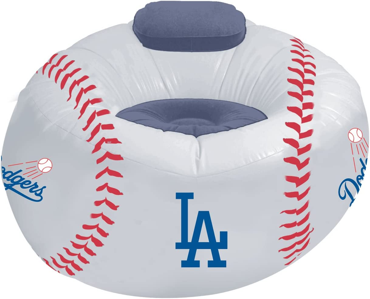 MLB Los Angeles Dodgers Inflatable Air Chair