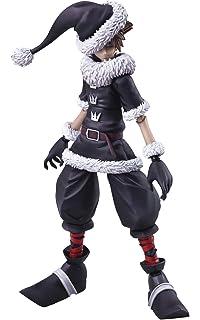 Kingdom Hearts Sora Halloween Town Costume.Amazon Com Square Enix Aug188272 Kingdom Hearts Ii Bring Arts Sora