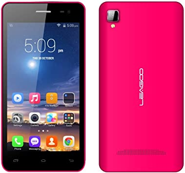 LEAGOO Lead 6 Android 4.4.2 Smartphone 4.5 Pulgadas de Doble ...