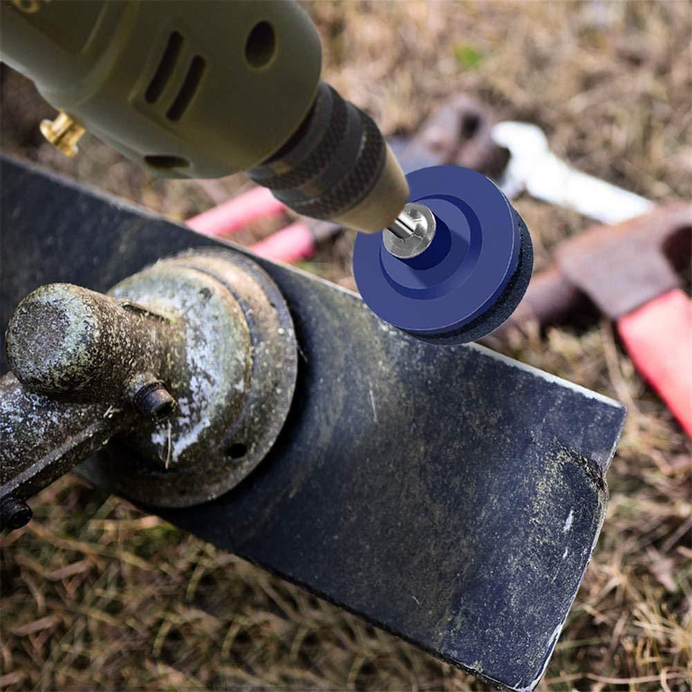 Augproveshak Balanceador de Cuchillas para cortacésped, afiladores ...
