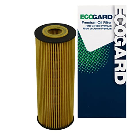 Amazon.com: ECOGARD X4757 Cartridge Engine Oil Filter for ...