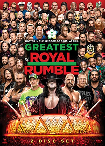 WWE: Greatest Royal Rumble 2018 (DVD) (Wwe Best Royal Rumble)