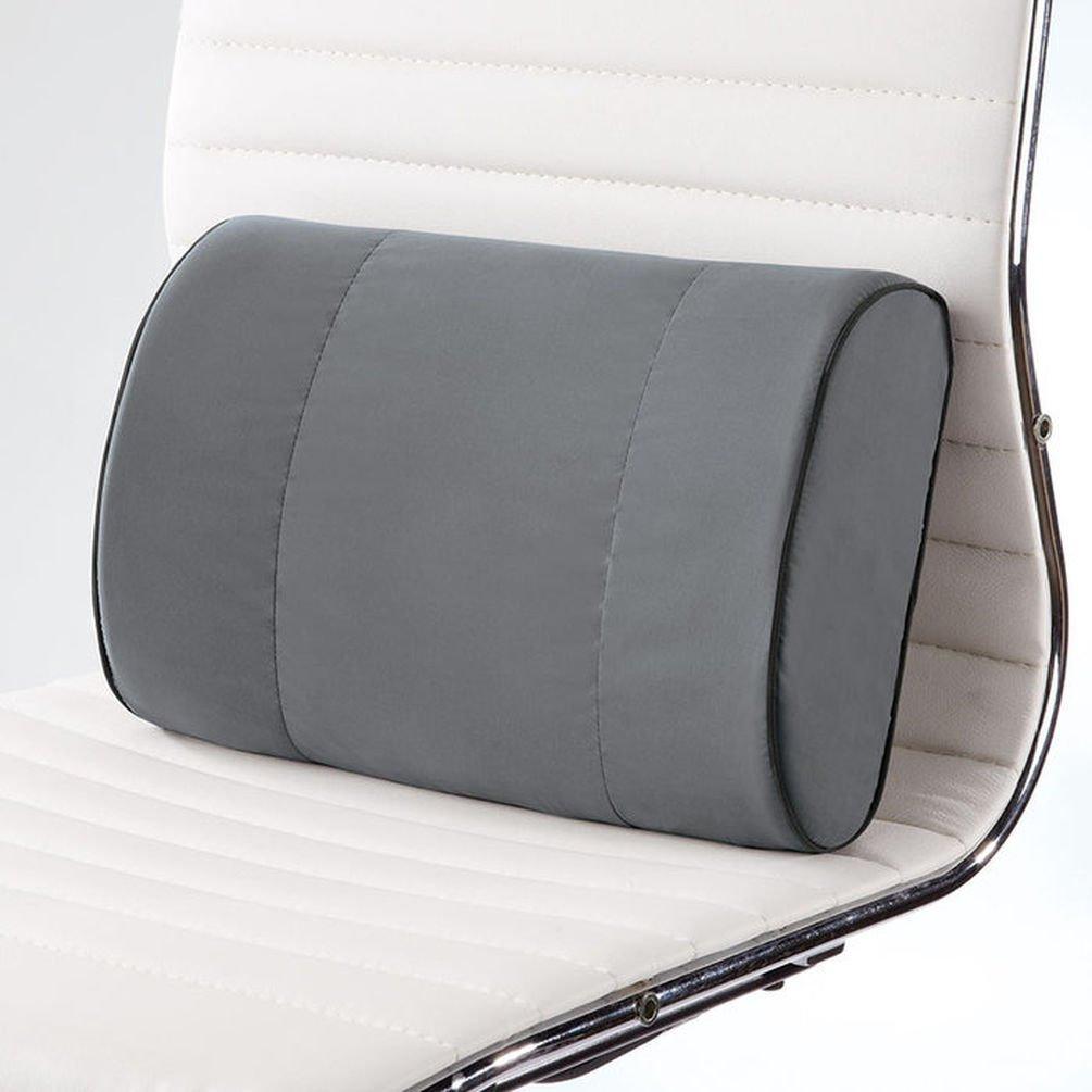 Brookstone Biosense Memory Foam Mini Lumbar Support Cushion