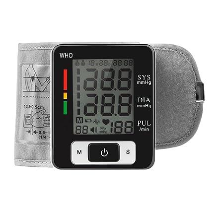 cocare W133 corazón Beat medidor y muñeca presión arterial Monitor ck-w133 con función de