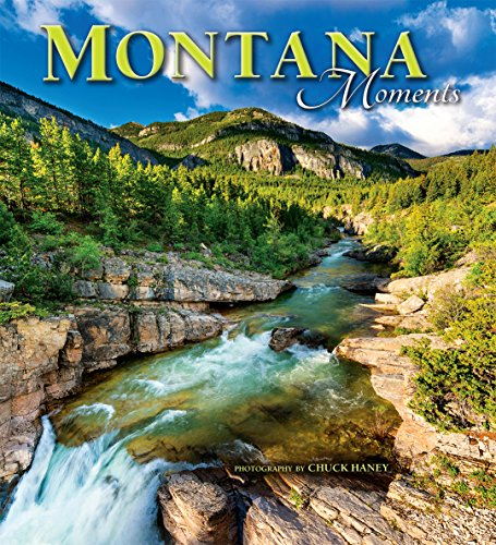 Nationally acclaimed photographer Chuck Haney (Portrait of San Francisco, Badlands Impressions) proudly presents his view of Montana in this beautiful, large-format collection from Farcountry Press. Montana Moments, Chuck's fourth photography book fe...