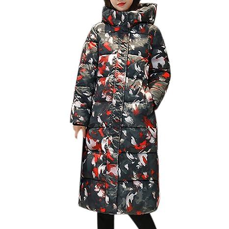 79299d362 Amazon.com: Clearance Sale for Coat.AIMTOPPY Women Winter Warm Print ...